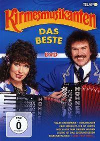 Cover Kirmesmusikanten - Das Beste [DVD]